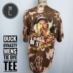 Duck Dynasty Mens Graphic T-Shirt.